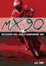 Motocross 500cc World Championship 1990 (New DVD)  Thorpe Geboers Liles MX