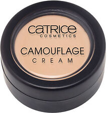 Matte Catrice Camouflage Cream High Coverage Long Lasting Concealer 3 Shades 010 Ivory