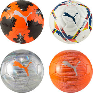 Puma Spin Training Footballs Soccer Ball International Clubs Size 3 4 5