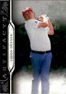 2021 Upper Deck Artifacts #2 Jason Dufner RC Rookie  Golf