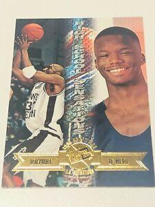 1996-97 Press Pass Kobe Bryant Jermaine O'neal High School Sensations RC #44