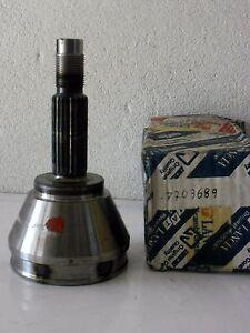 GIUNTO OMOCINETICO FIAT UNO TURBO 1.4 i.e  89-93 ORIGINALE FIAT 7703689