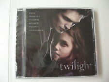 Twilight Original Motion Picture Soundtrack Brand NEW Sealed! - CD Compact Disc