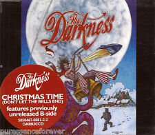 THE DARKNESS - Christmas Time (Don't Let The Bells End) (UK 2 Tk CD Single)