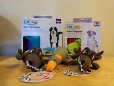 Gator and Ducky Squeaky Toys and Dog Games