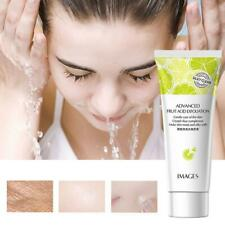 Fruit Acid Facial Scrub Face Exfoliator Deep Clean Skin Rejuvenation Peeling Gel
