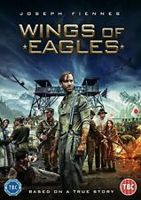 Wings Of Eagles DVD (2018) Joseph Fiennes