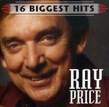 Ray Price - 16 Biggest Hits [New CD]