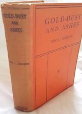 Ion Idriess, Gold Dust and Ashes 1933 3rd editon