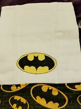 Baby Personalized Burp Cloth Batman