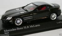 MINICHAMPS 1/43 - 400 033021 - MERCEDES BENZ SLR McLAREN - 2003 - BLACK