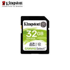 Kingston Canvas Select 32 GB SDHC Class 10 UHS-I U1 Flash Tarjeta de Memoria
