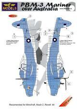 LF Models Decals 1/72 MARTIN PBM-5 MARINER Over Australia with Mask Set