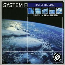 System F - Out of the Blue [New CD]