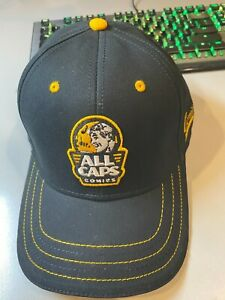 ALL CAPS COMICS CYBERFROG BASEBALL CAP L/XL