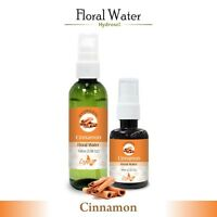 Cinnamon Hydrosol (Floral Water) 60ml / 100ml Pure And Natural Free shipping