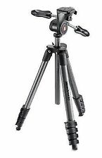 Manfrotto Mkcompactadv-bk Compact Advanced Tripod mit Quick Release