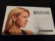 Samson Se50T Condenser Wireless Microphone