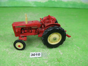 vintage ertl diecast david brown 990 1/32 implematic tractor model 3010