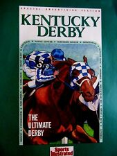 The Ultimate  Ky.Derby Secretariat  Citation-Seattle Slew Original Print Ad