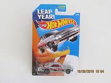Hot Wheels 2016 LEAP YEAR 1967 CHEVELLE SS 396 ON CARD ERROR 366 ON CAR BB-NN-PK