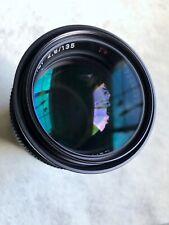 Contax Carl Zeiss Sonnar T* 135mm F2.8 MF Lens K-Mount/ MINT