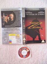 49737  - UMD The Mask Of Zorro  2005  PSP 26102