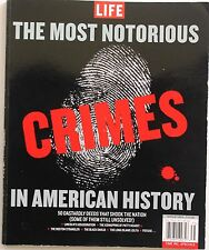 he Most Notorious Crimes in American History: 50 Dastardly Deeds / TPB