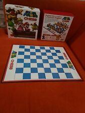Super Mario Chess Board and Retail Box Authentic Nintendo