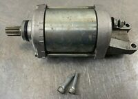 Arpilia 14 Tuono 1000 V4 R APRC ABS 2014 OEM Starter Motor And Bolts Factory