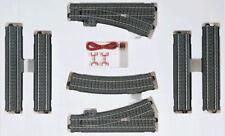 Vintage -/N) (J Gleismaterialien der Spur Z für Modellbahnen aus Set ohne