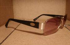 80s Fossil Berkley Matte Gold Pilot Aviator Sunglasses