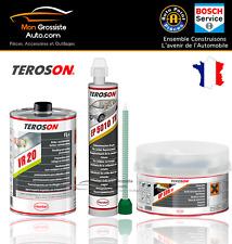 Pack Teroson EP 5010 TR + Teroson VR20 (FL+) + Mastic Teroson UP 335 FF