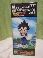 NEW Dragon Ball Z Battle of Gods WCF World Collectable Figure Vol.1 005 Vegeta
