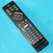 Genuine Philips Smart TV QWERTY Remote Control RC-APG60-420 * NO Battery Cover *