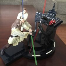 Star Wars Duel Of The Fates - Star Wars Diorama Statue Applause