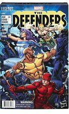 Marvel Comics C3991AT7 Legends Series The Defenders Figure - 4 Pack
