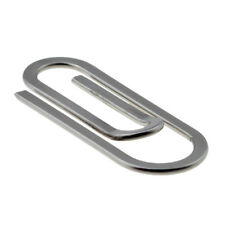 Cool Mens Money Clip in Large Paper Clip Design Xrm0005