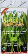 GREEN MAGMA 320 Compresse Originale Offerta