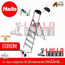 Hailo Scala alluminio Art.l60 gradini 8