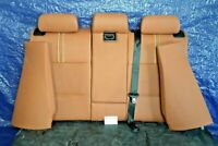 2004-2010 BMW X3 E83 Rear Folding Seat Backrest Leather OEM