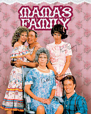 Mama's Family signed photo 8X10 poster picture autograph RP