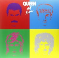 Queen - Hot Space - New 180g Vinyl LP