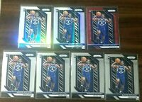 2018-19 Panini Prizm Aaron Holiday RC Lot (7) (Silver,Hyper,Ruby Wave & 4x Base)