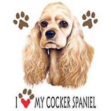 Cocker Spaniel Love Tote