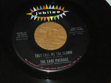 45 RECORD, THE CARE PACKAGE.  THEY CALL ME THE CLOWN  / POOR LITTLE HENRY. NM-.