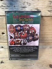 Guy Lombardo Deck The Halls Cassette 1977 Pickwick International