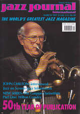 JAZZ JOURNAL MAGAZINE 1997 MAR JOHN CHILTON, WILTON CRAWLEY, MOSAIC RECORDINGS