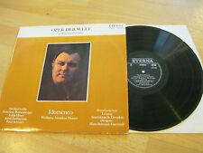LP Oper der Welt Idomeneo Mozart Edda Moser Vinyl ETERNA DDR 8 26 292 !! RAR !!