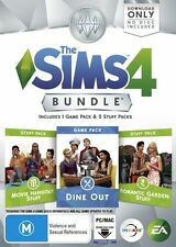 The Sims 4 Bundle 3 Add on (download Code Only) PC BRAND